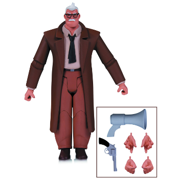 Batman Animated series : Commissioner Gordon action figure