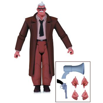 Batman Animated series : Commissioner Gordon action figure