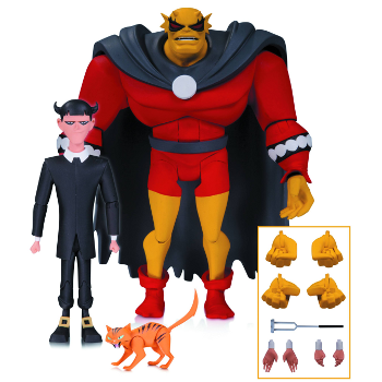 Batman Animated series : Etrigan & Klarion action figure