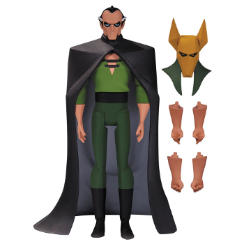 Batman Animated series : Ra's Al Ghul action figure