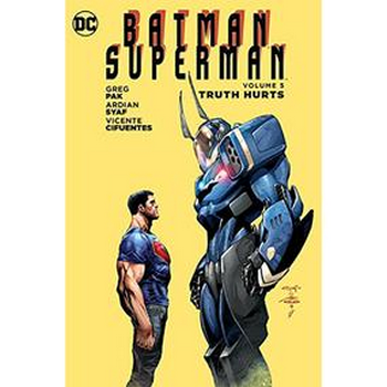 Batman/Superman Vol. 5 : Truth Hurts HC