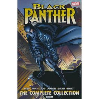 Black Panther Complete Collection Vol. 4 TP