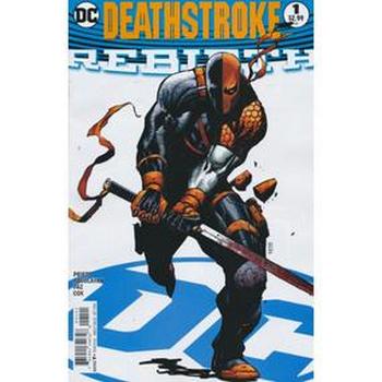 Deathstroke Rebirth #1 Variant