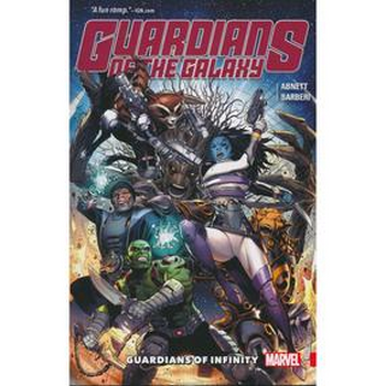 Guardians of the Galaxy : Guardians of Infinity TP