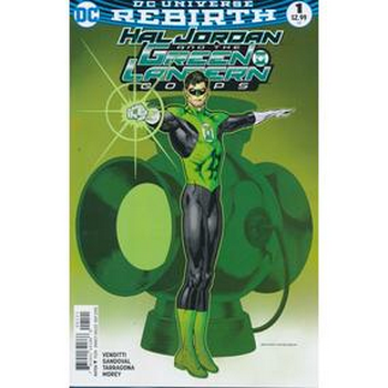 Hal Jordan & Green Lantern Corps #1 Variant