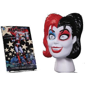 Harley Quinn Vol. 1 Graphic Novel & Mask Set