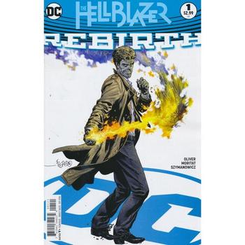Hellblazer Rebirth #1 Variant