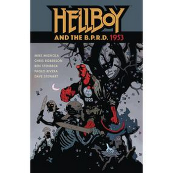 Hellboy and the BPRD : 1953 TP