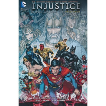 Injustice : Gods Among Us Year Four Vol. 1 TP