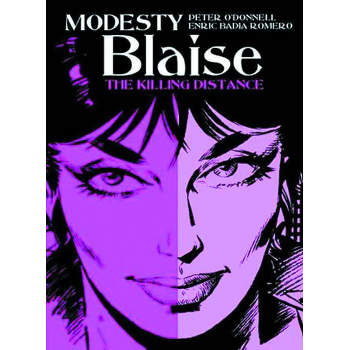 Modesty Blaise Vol. 26 : Killing Distance TP