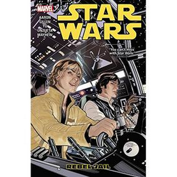 Star Wars Vol. 3 : Rebel Jail TP