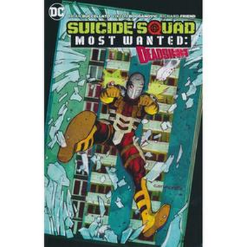 Suicide Squad Most Wanted : Deadshot TP
