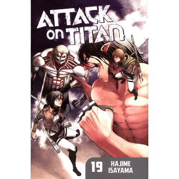 Attack on Titan Vol. 19 SC