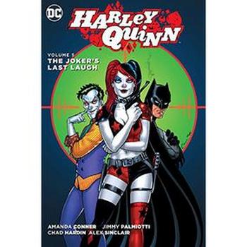Harley Quinn Vol. 5 : Joker's Last Laugh HC