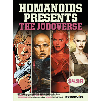 Humanoids Presents The Jodoverse (O)SC
