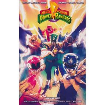 Mighty Morphin Power Rangers Vol. 1 TP