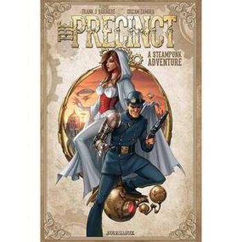 Precinct, The : A Steampunk Adventure TP