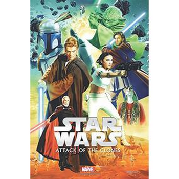 Star Wars Episode II - Attack of the Clones (O)HC
