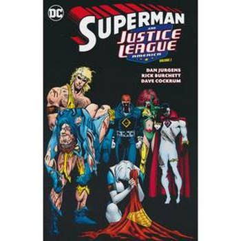 Superman and Justice League America Vol. 2 TP