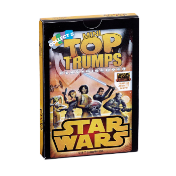 Top Trump Minis : Star Wars Rebels