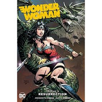 Wonder Woman Vol. 9 : Resurrection HC