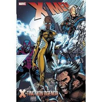 X-Men : X-Tinction Agenda TP