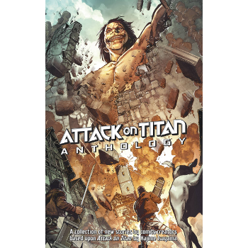 Attack on Titan Anthology - Previews Exclusive Edition (O)HC