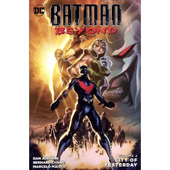 Batman Beyond Vol. 2 : City of Yesterday TP