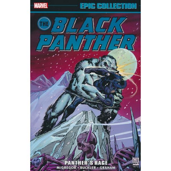 Black Panther Epic Collection Vol. 1 : Panther's Rage TP