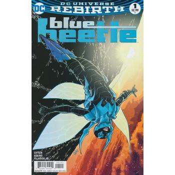 Blue Beetle #1 Variant