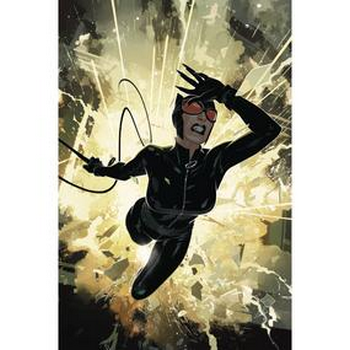Catwoman Vol. 8 : Run Like Hell TP (N52)