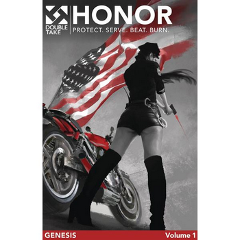 Honor Vol. 1 : Protect Serve Beat Burn TP