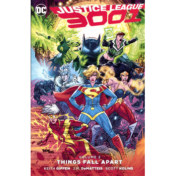 Justice League 3001 Vol. 2 : Things Fall Apart TP