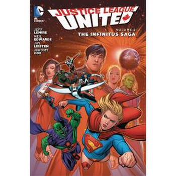 Justice League United Vol. 2 : Infinitus Saga TP