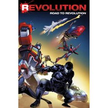 Revolution : Road To Revolution TP