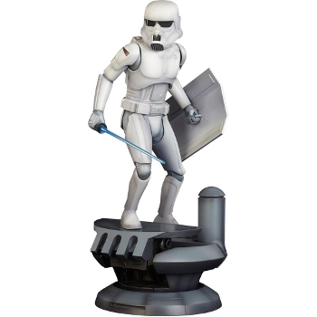 Sideshow Star Wars Stormtrooper Ralph McQuarrie Statue