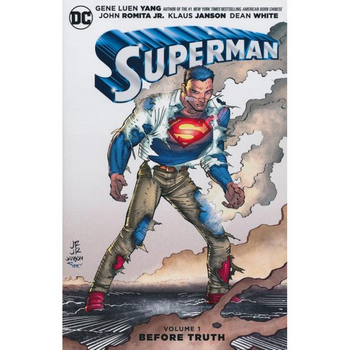 Superman ( 2015 ) Vol. 1 : Before Truth TP