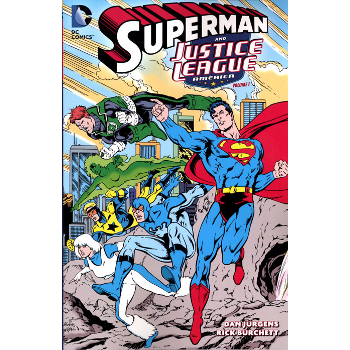 Superman and Justice League America Vol. 1 TP