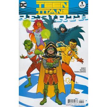Teen Titans Rebirth #1 Variant