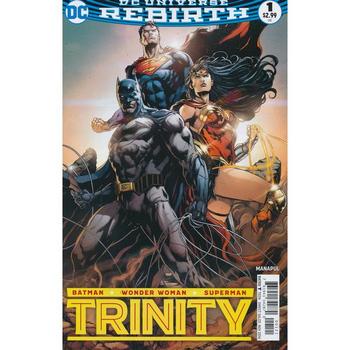 Trinity #1 Variant