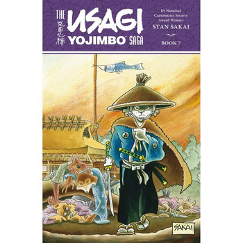 Usagi Yojimbo Saga Vol. 7 SC