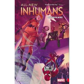 All-New Inhumans Vol. 2 : Skyspears TP