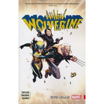 All-New Wolverine Vol. 2 : Civil War II TP