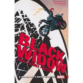 Black Widow ( 2016 ) Vol. 1 : Shield's Most Wanted TP