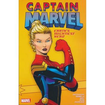 Captain Marvel : Earth's Mightiest Hero Vol. 1 TP