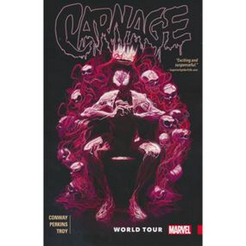 Carnage Vol. 2 : World Tour TP