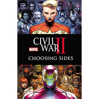 Civil War II : Choosing Sides TP