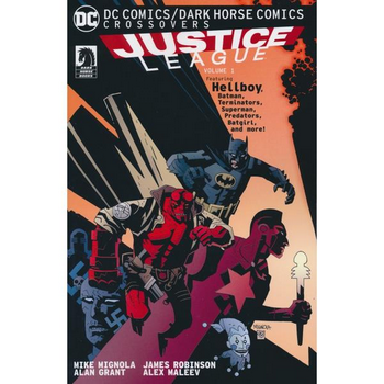 DC Comics/Dark Horse Comics : Justice League Vol. 1 TP
