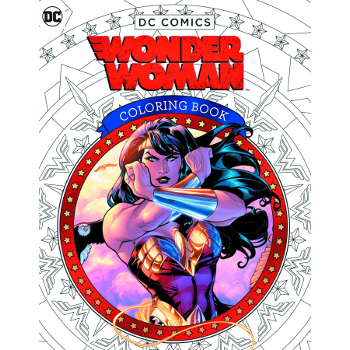 DC Comics : Wonder Woman Coloring Book (O)SC