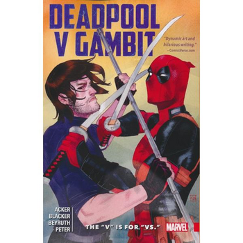 Deadpool vs Gambit : V is for VS TP